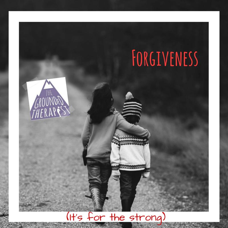 forgiveness strength