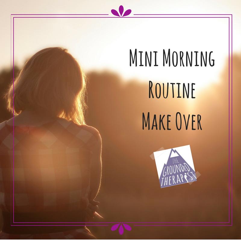 change those mornings